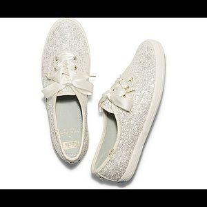 Kate Spade Keds Bridal Sneakers